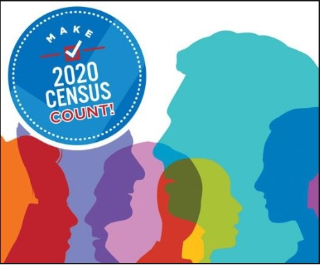 Make 2020 Census Count Badge  (JPG)